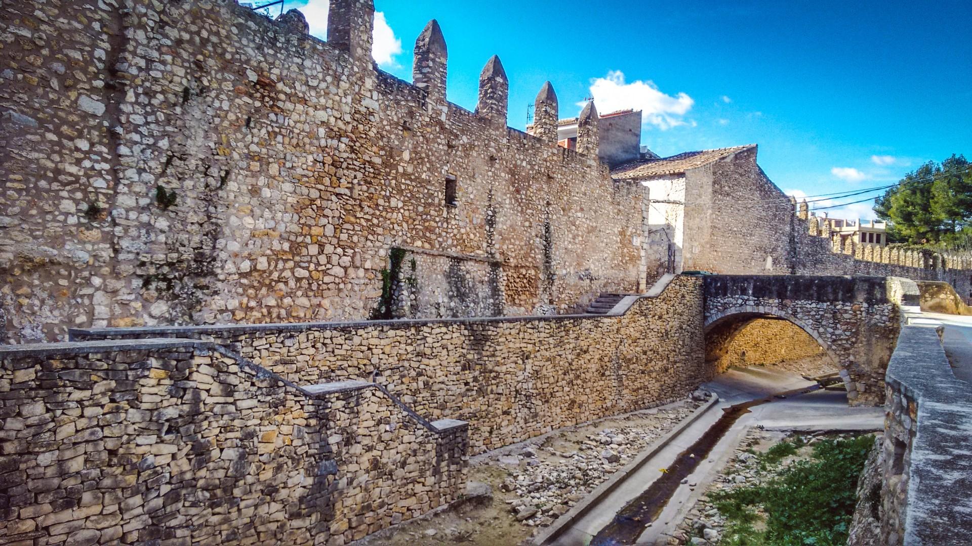 Resultado de imagen de san mateo murallas castellón